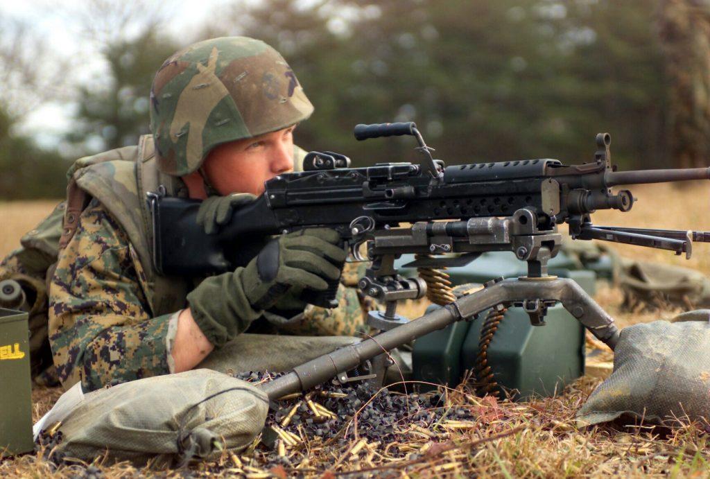 FN M249 Rifle Recall