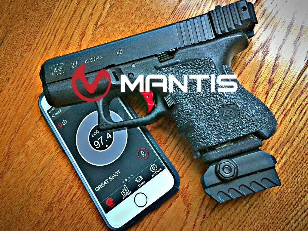 Mantis X on a Glock27