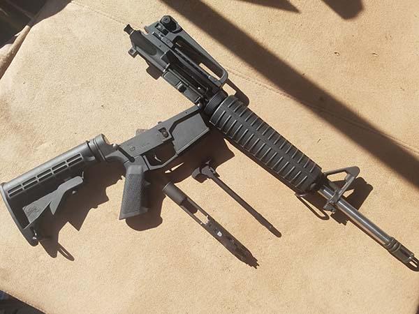 Budget AR-15