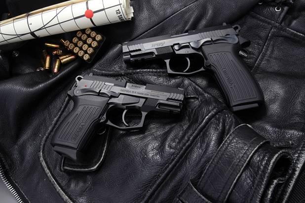 Bersa TPR Pistol