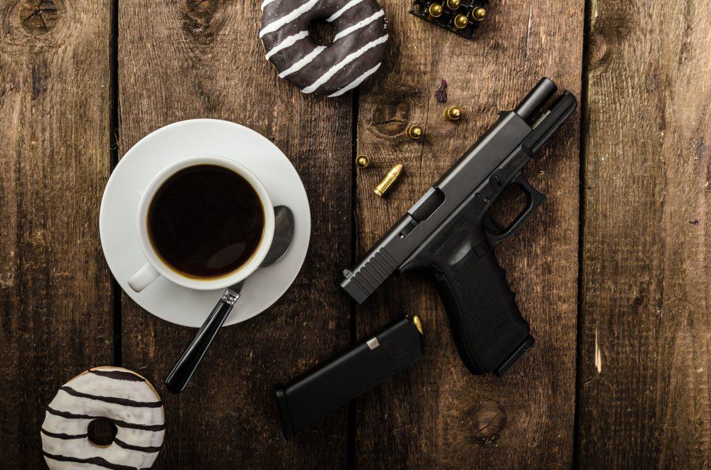 Starbucks Gun Policy