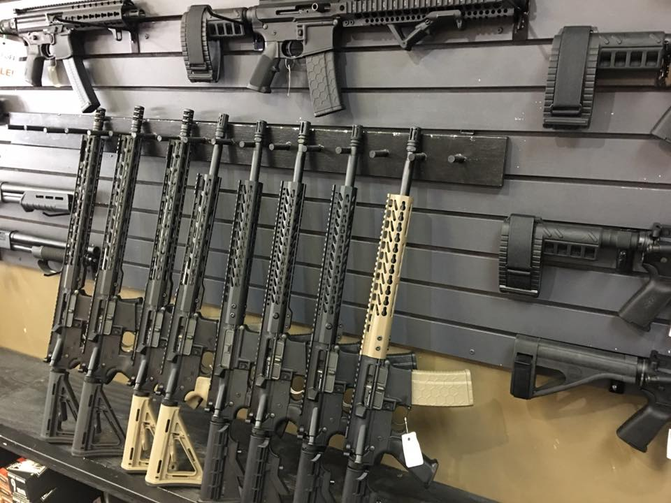 ar-15 for sale in store