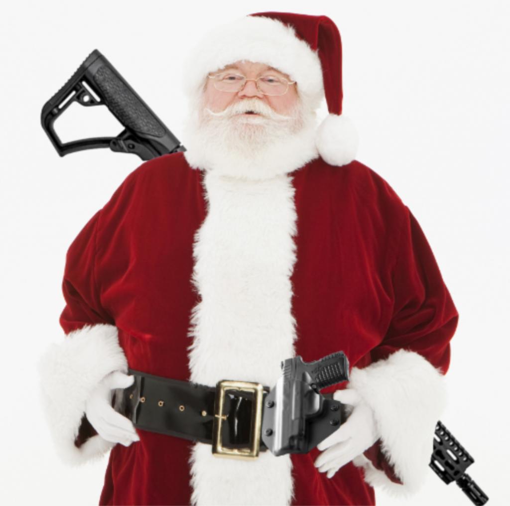 Santa's AR-15