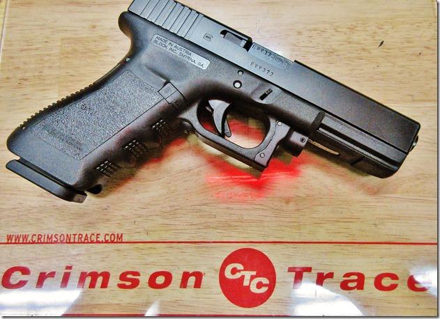 Crimson Trace Recall