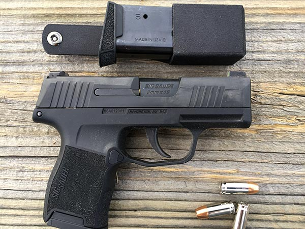 sig p365 mag pouch