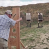 One-handed shooting is an important self-defense handgun skill you should be developing.