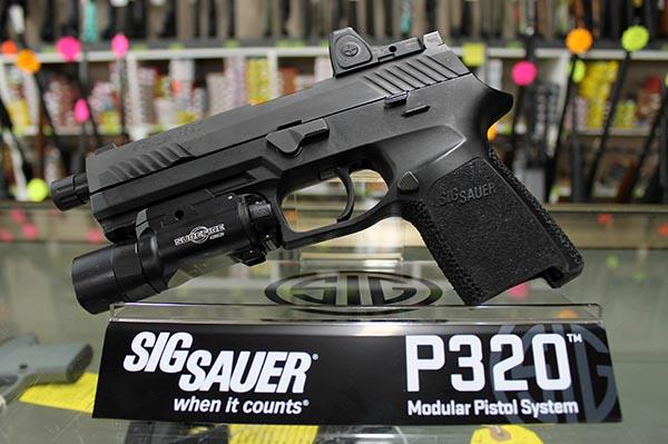 sig p320 red dot