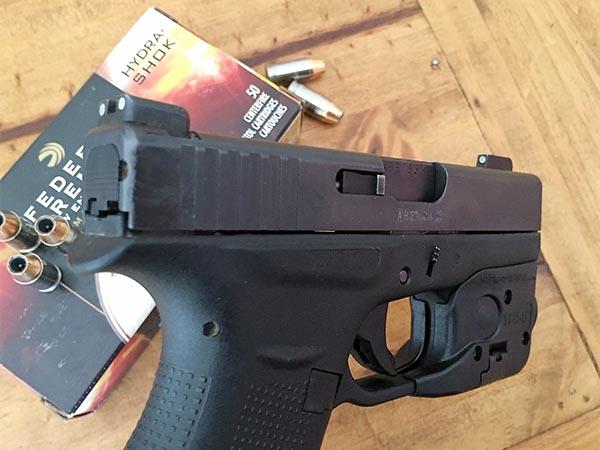 glock 42 tritium night sights