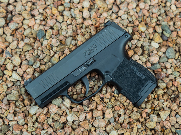Sig P365 9mm Review