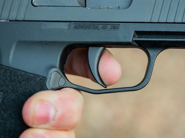 Sig P365 Trigger Reset