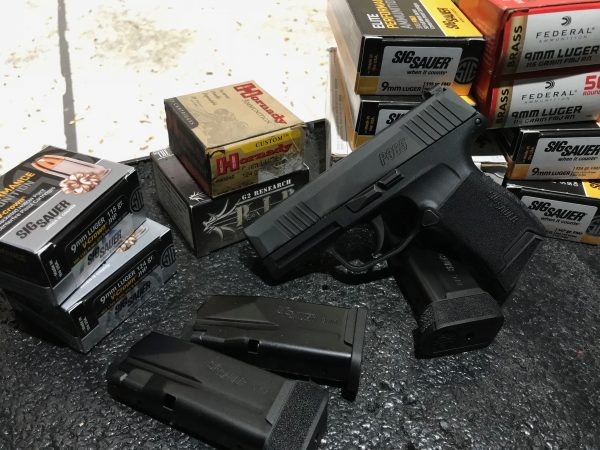 SIG-P365-With-Boxes-of-Test-Ammo