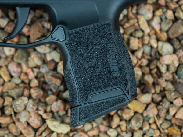 SIG P365 Grip With Extended Base Plate