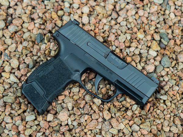 P365 9mm Main Image With 12-round Magazine