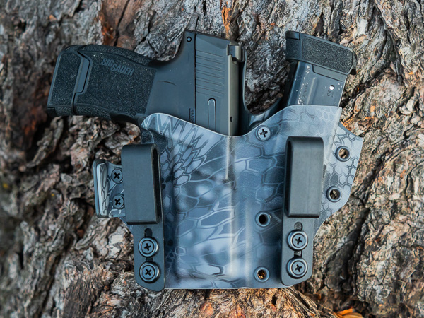 SIG P365 9mm in Tac-Lab MTR Holster