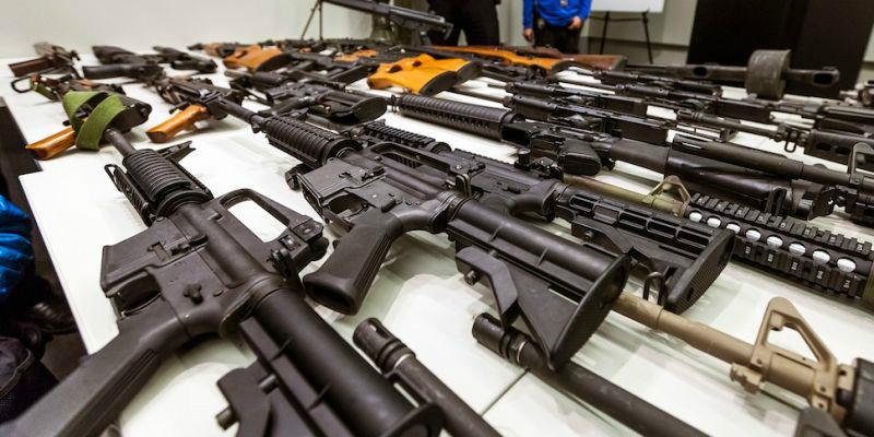 Idaho vs. National Gun Sales