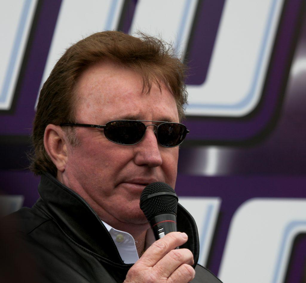 Richard Childress NASCAR Shooting