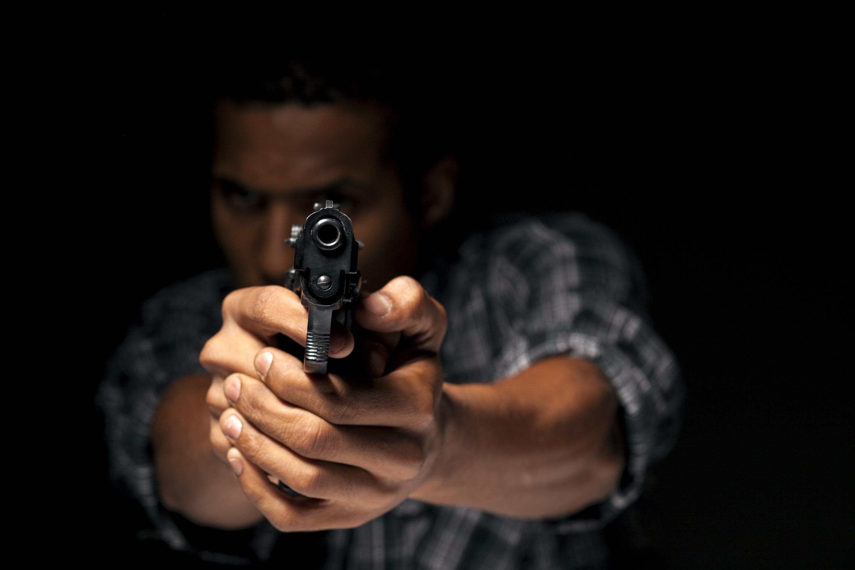Finley Washington DGU Shooting