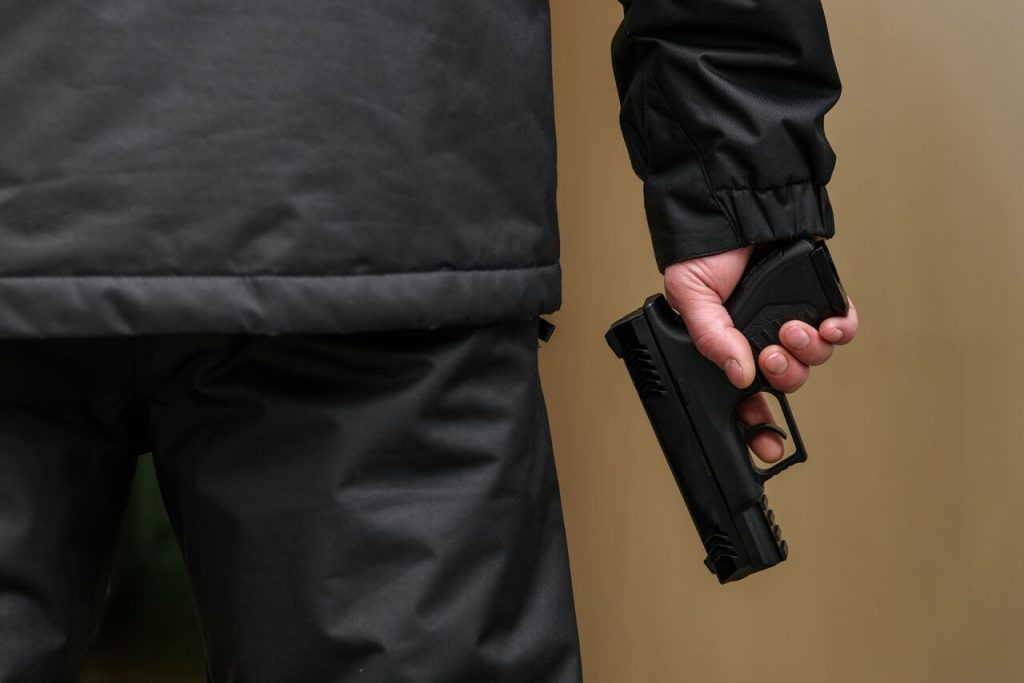 Chicago Concealed Carry Shooting
