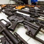 Arizona Seized Firearms