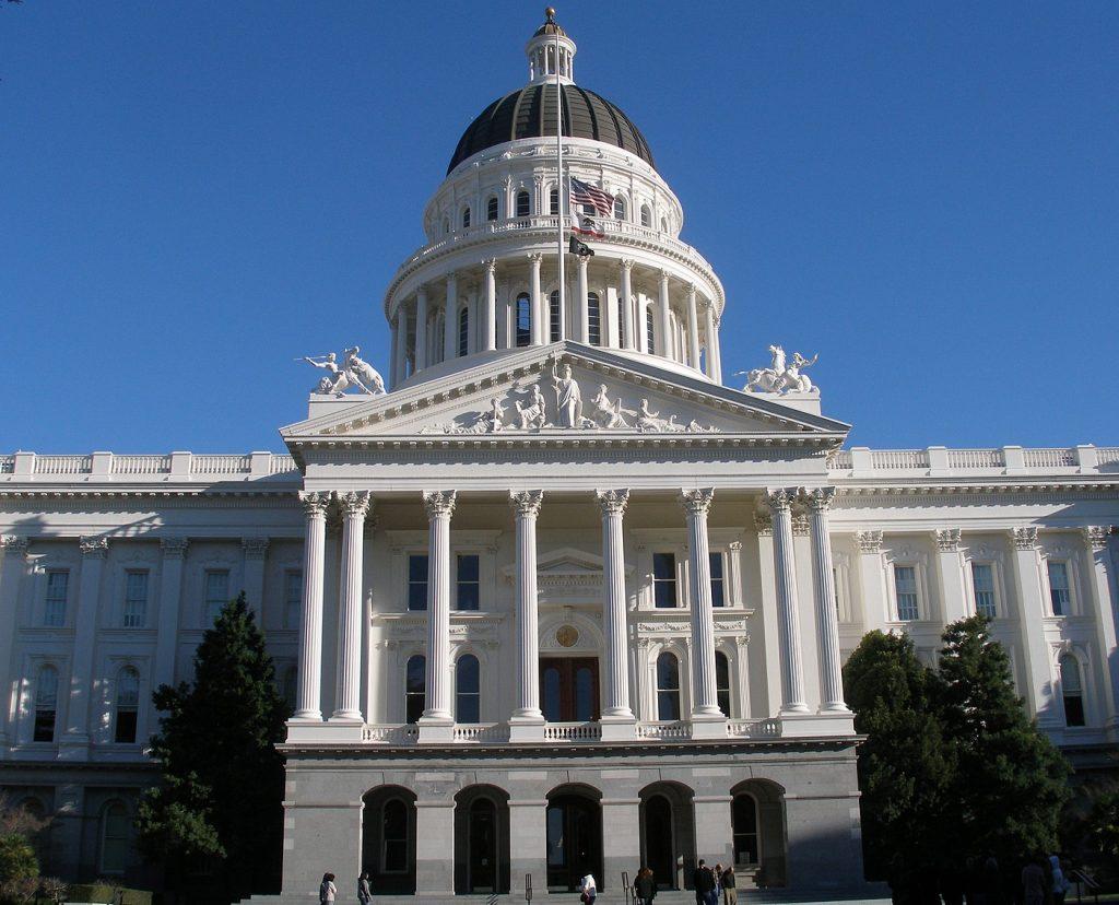 California Open Carry Ban