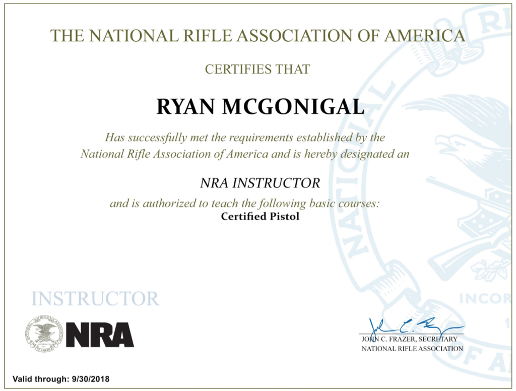 ryan-mcgonigal-nra-instructor-cert