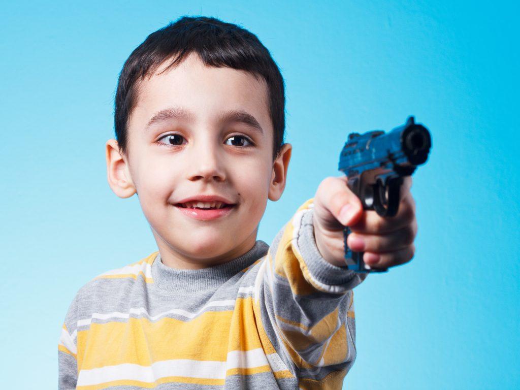Florida Child with Gun