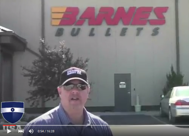 Barnes Bullets Video Thumb