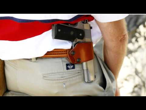 texas concealed carry license