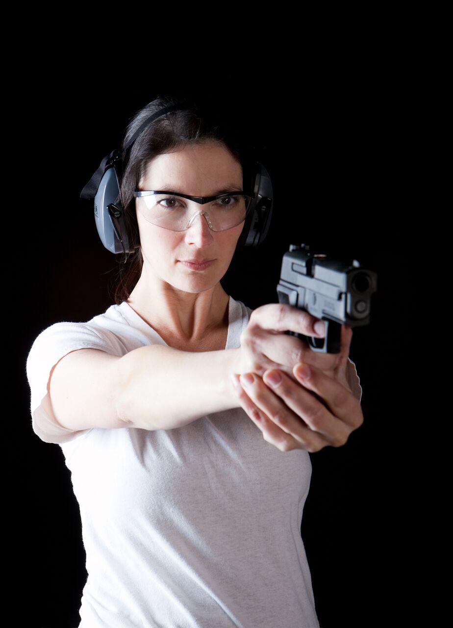 Milwaukee Women Firearms Class