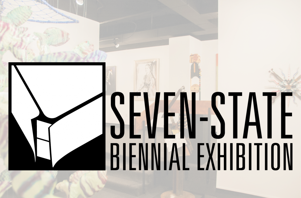 Logo of the 7-States Biennial Exhibition