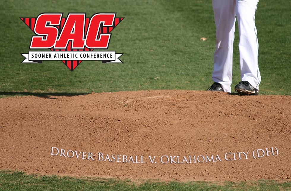 Drover Baseball v. OCU (DH)