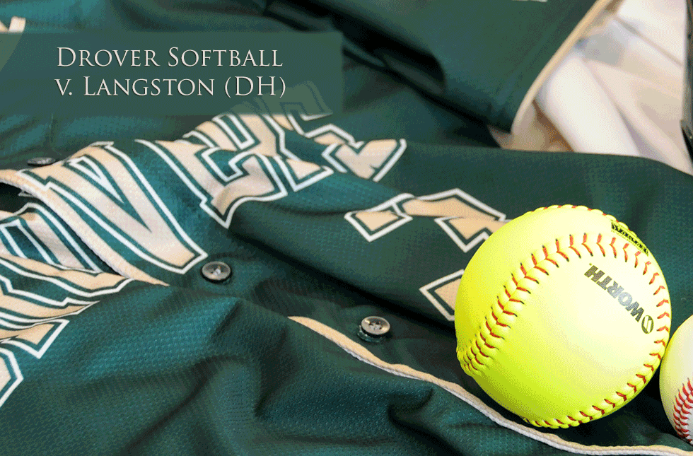 Drover Softball v. Langston (DH)