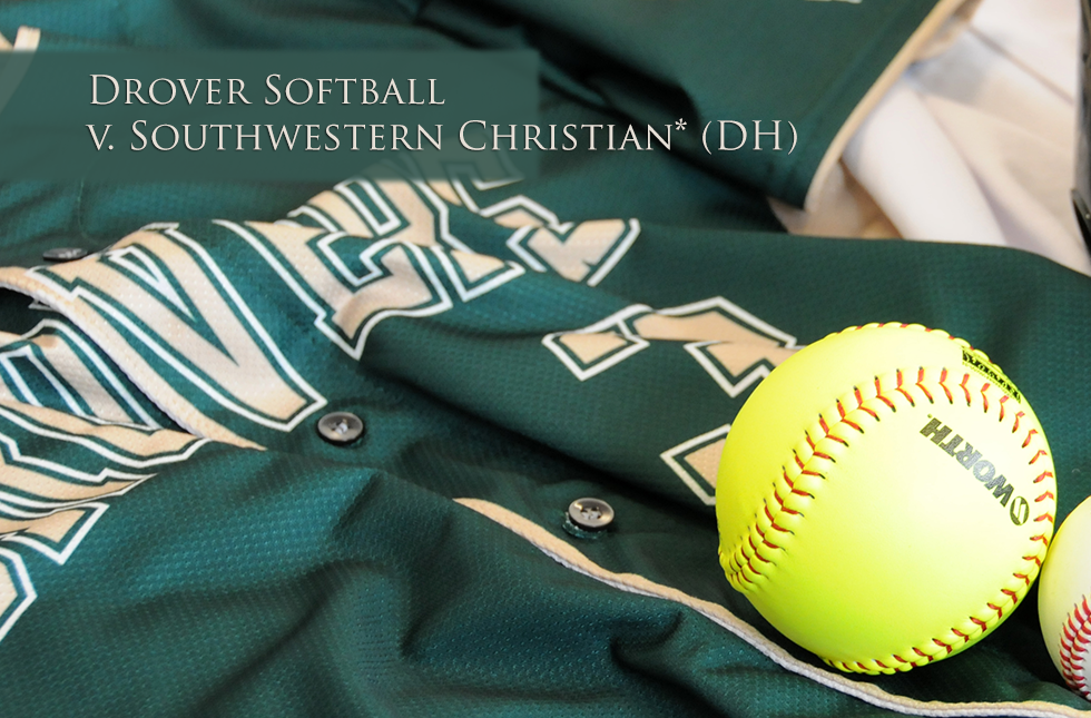 Drover Softball v. SWCU