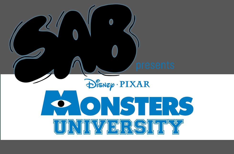 SAB: Monster's University
