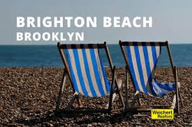 Brighton Beach, NY - 900G OS