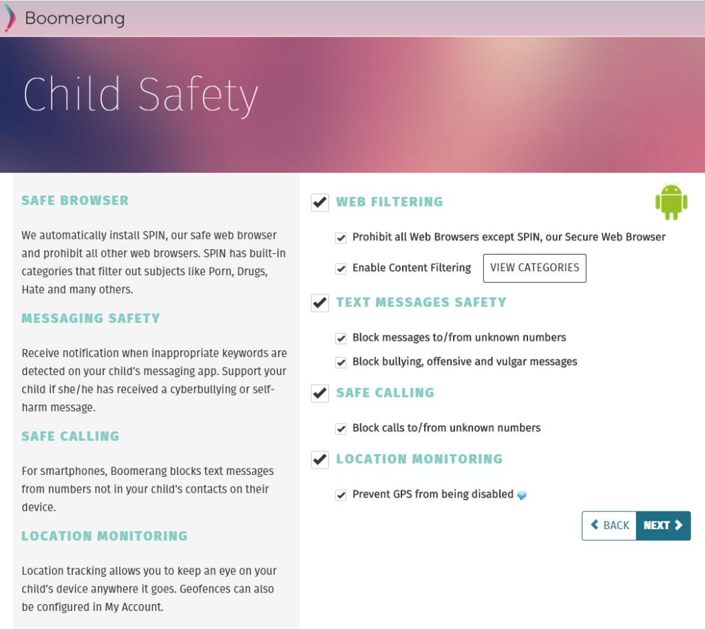 Step3-ChildSafety