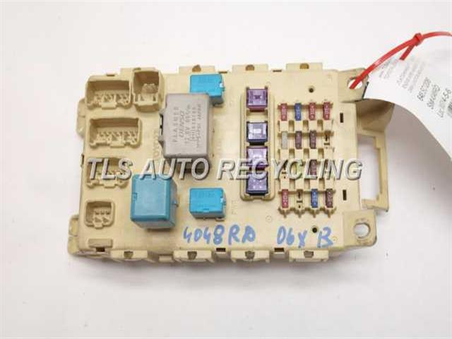 Used 2006 Scion xB STD Fuse Box, Cabin - Benzeen Auto Parts
