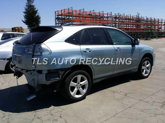 Used Lexus Rx 330 2004 Parts From 4081yl