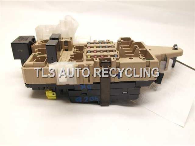 used 1999 lexus gs 300 std fuse box, cabin benzeen auto parts 1999 civic used 1999 gs 300 gs 300 fuse box, cabin photo 3