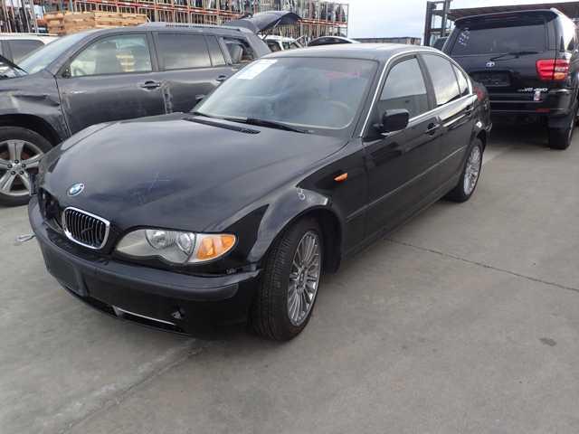 BMW 330xi 2002 - 5232RD