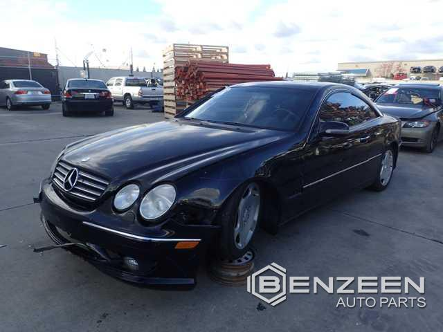 Mercedes-Benz CL600 2002 - 5249BK