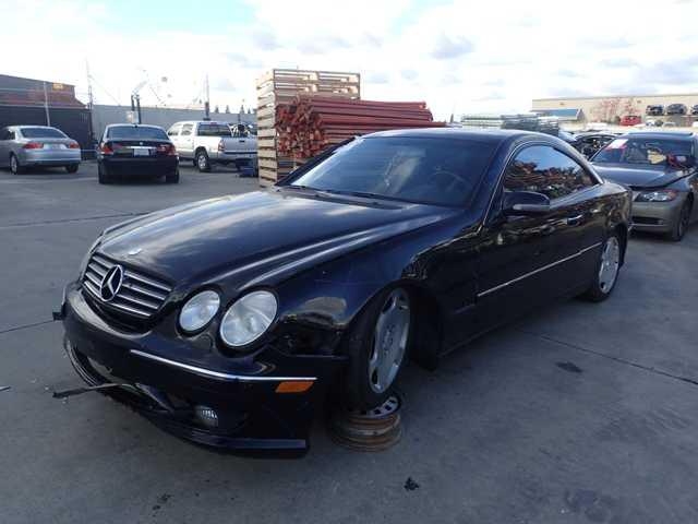 Mercedes-Benz CL600 2002 - 5249BK