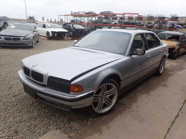 BMW 740iL 1998 - 6082GR