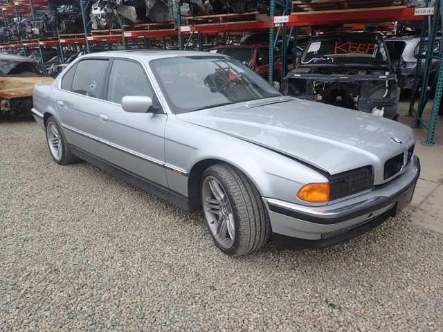 1998 BMW 740iL