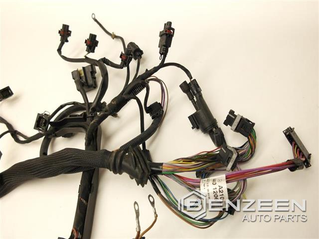 used 2001 e320 e320 engine wire harness - photo #4