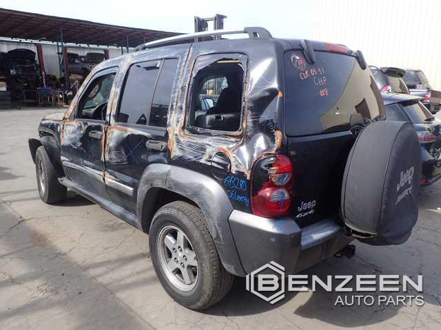 Used JEEP Liberty 2006 Parts from 6132RD - Benzeen Auto Parts