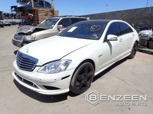 Mercedes-Benz S63 AMG 2008 - 6143GY