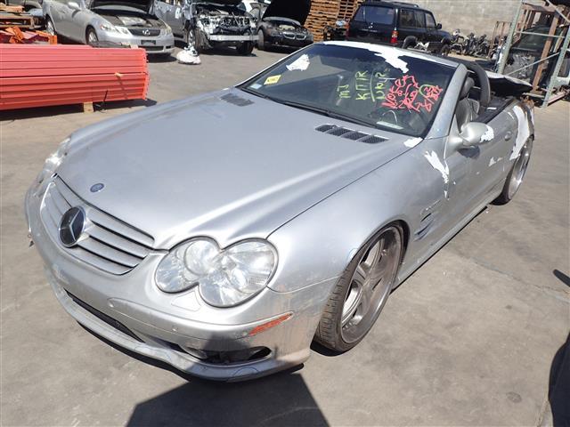 Mercedes-Benz SL55 AMG 2003 - 6268BL