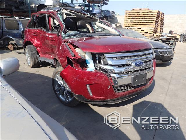 Ford Edge Limited Trailer Hitch