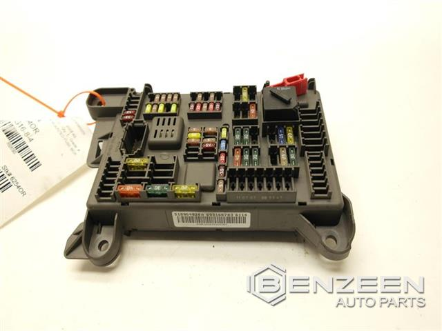 oem 61146931687 used 2007 bmw x5 4 8i fuse box benzeen auto parts rh benzeenautoparts com  2010 bmw x5 fuse box location